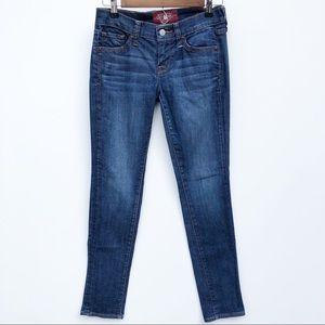 Lucky Brand Charlie Skinny Jean 0/25